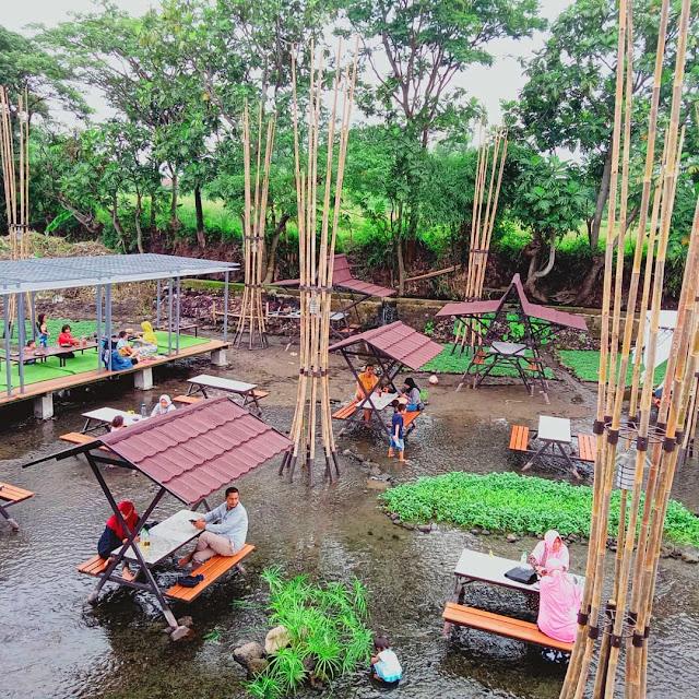 Ketjeh Resto Klaten Jawa Tengah
