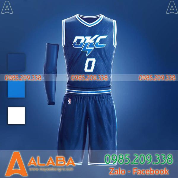 Áo bóng rổ nam chính hãng