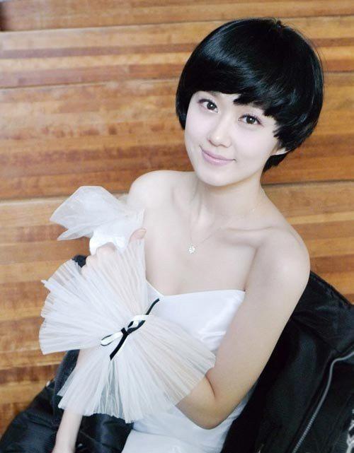 tren Model gaya rambut pendek wanita cewek terbaru 22