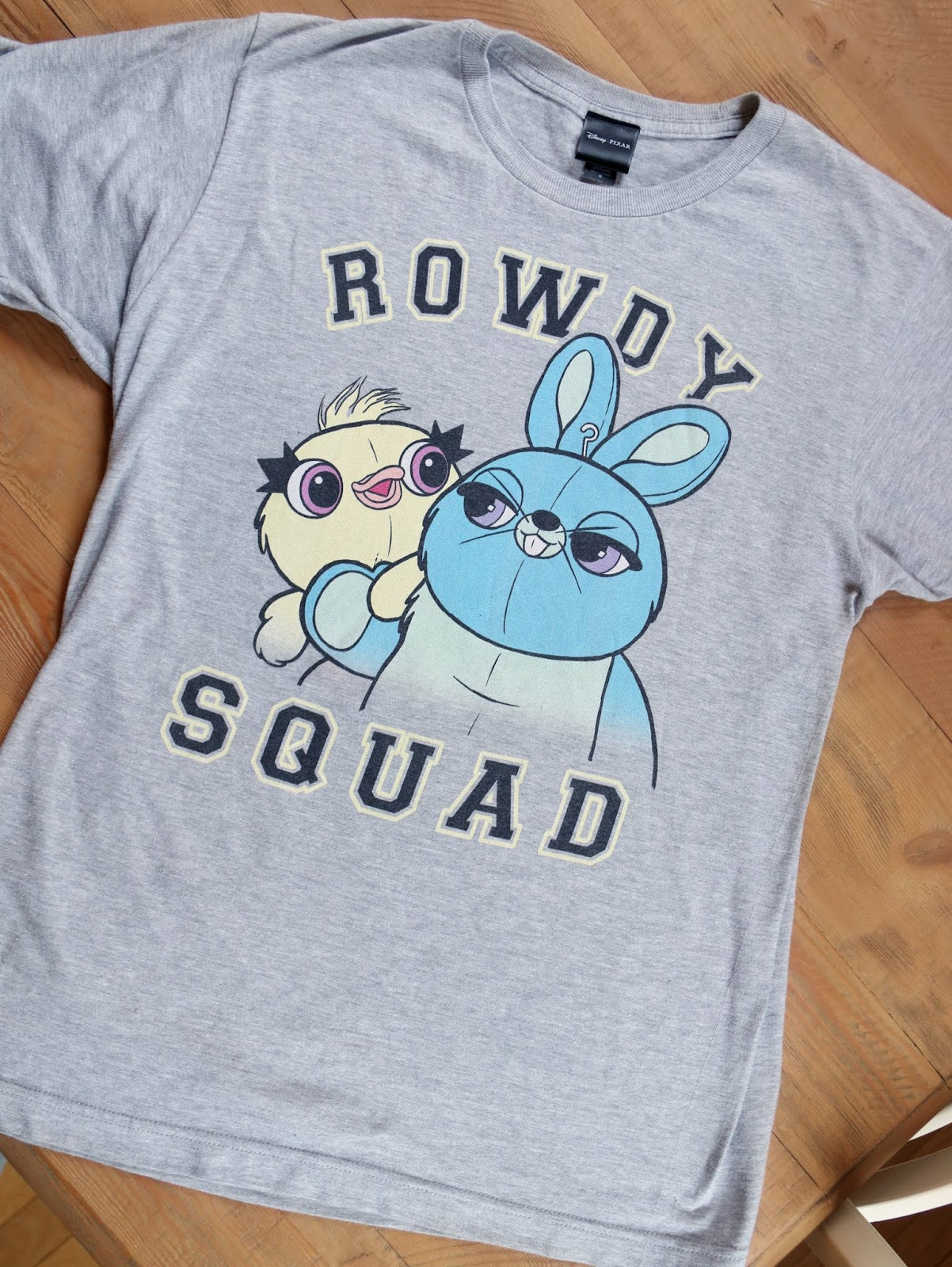 toy story rowdy squad tee