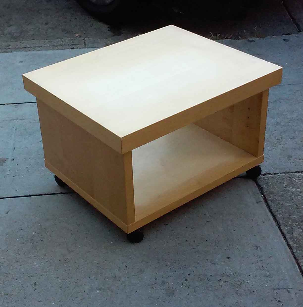 Uhuru Furniture Collectibles Sold Reduced Small Tv Stand On