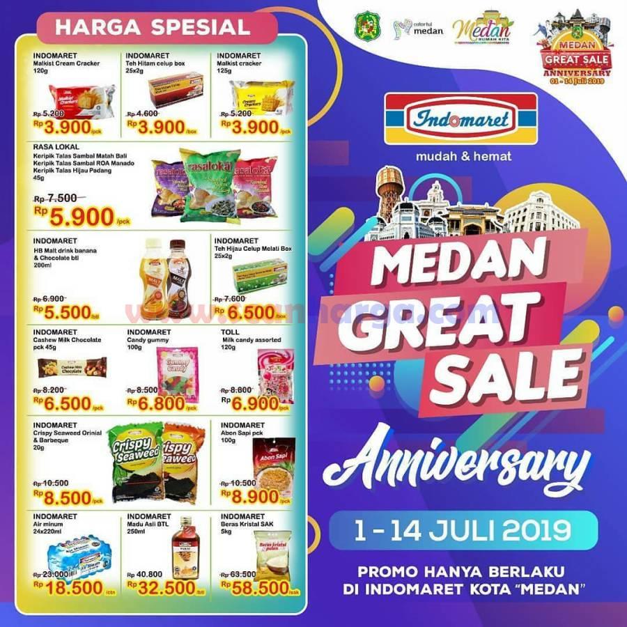 Promo Indomaret Medan Great Sale Minggu Ini Scanharga