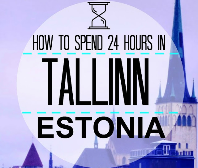 tallinn in one day
