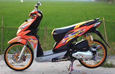 Honda Beat Karbu Thailook