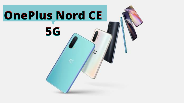 OnePlus Nord launches CE 5G smartphone