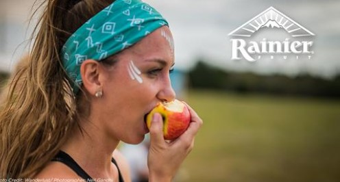 Rainier Fruit Yoga Sweepstakes