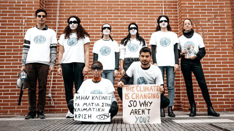 Δρώμενο περιβαλλοντικού κινήματος στην Αλεξανδρούπολη
