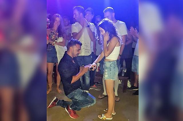 Αλέξανδρος - Εύα: Συγκινητική πρόταση γάμου έκπληξη από ποδοσφαιριστή στην Αργολίδα (βίντεο)