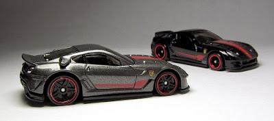 xe Hotwheels Ferrari 1