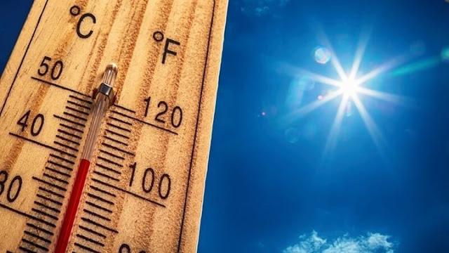 Σε υψηλά επίπεδα και σήμερα η θερμοκρασία στην Αργολίδα