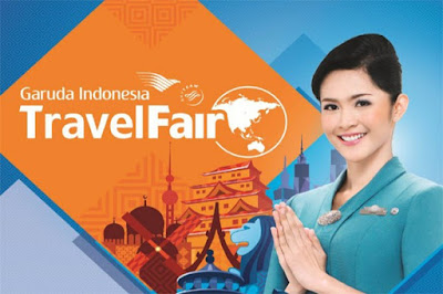 Jadwal Garuda Indonesia Travel Fair 2015 Periode Dua