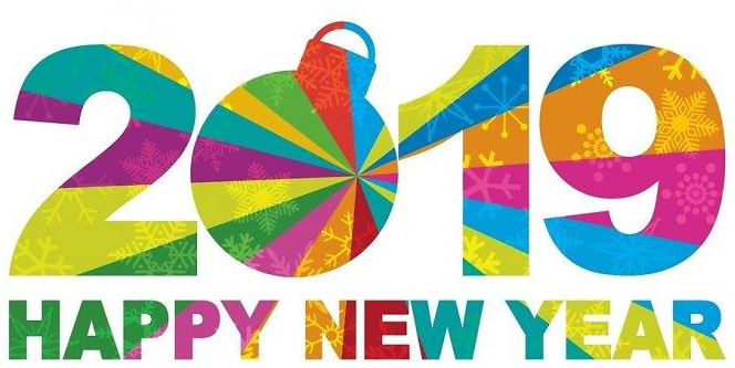 Gambar Ucapan Selamat Tahun Baru 2019 Terupdate Sosialpost
