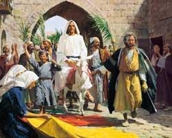 Hosana, rei dos reis