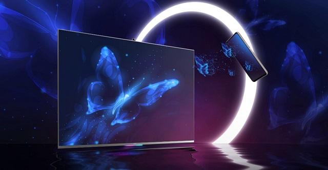 هونور تطلق أول تلفاز ذكي بنظام HarmonyOS
