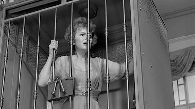 Olivia De Havilland in Lady in a Cage (1964)