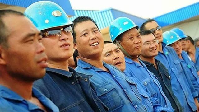 Rakyat Resah & Gelisah Soal TKA China