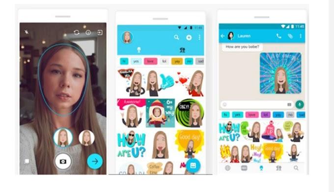 Transformez vos photos en eMOji sur Android
