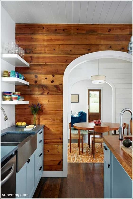 مطابخ خشب 11 | Wood kitchens 11
