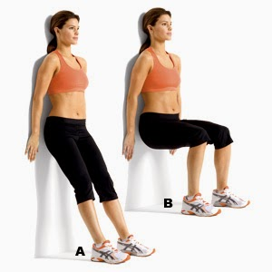 Ejercicios isometricos para tonificar piernas