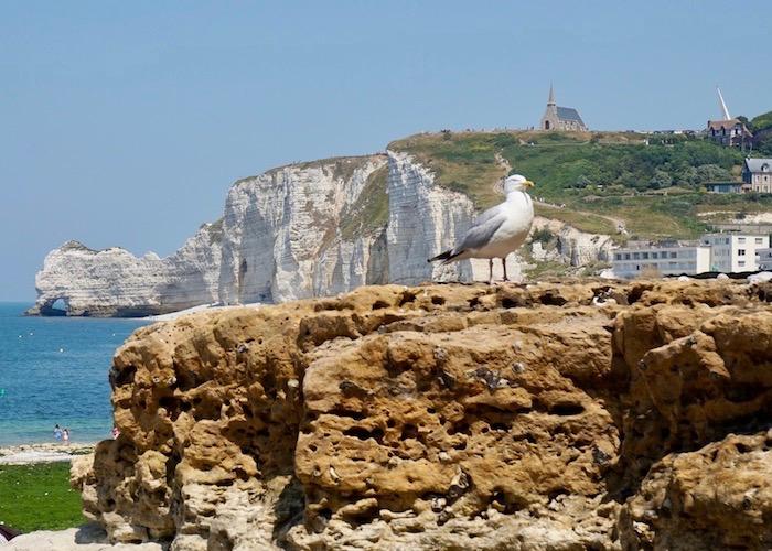 Cliff of Étretat