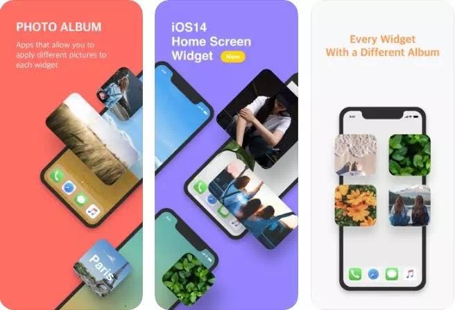 Aplikasi Widget Foto Gratis Terbaik di iPhone (iOS 14)-3