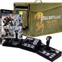 Steel Battalion Controller original xbox Steel Battalion line of contact