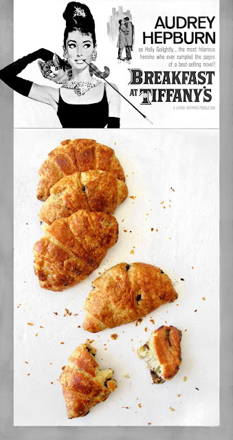 Croissants Irrésistibles au Gianduja
