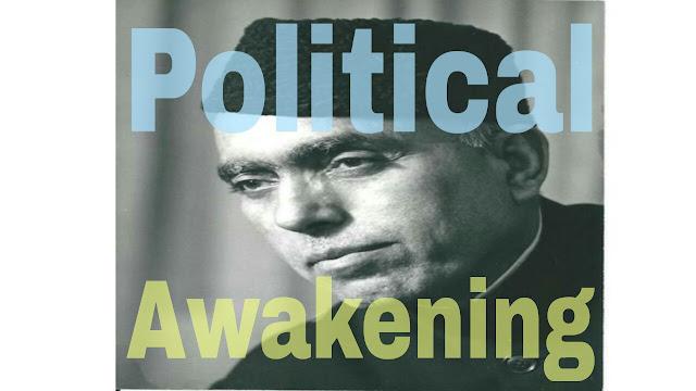 EMERGENCE OF POLITICAL  AWAKENING IN KASHMIR - dargowhar