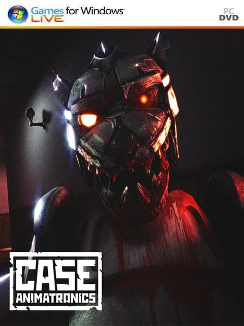 تحميل لعبة Case Animatronics برابط مباشر + تورنت