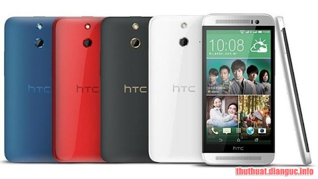 Rom gốc RUU (zip) cứu máy cho HTC One E8 (M8TL)