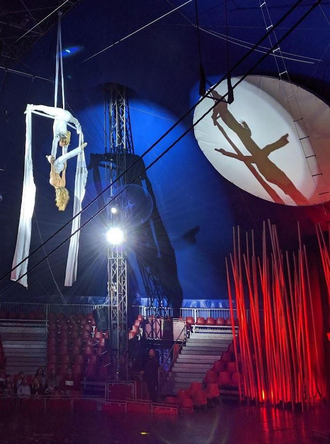 Bellissimo, il Circo Italiano