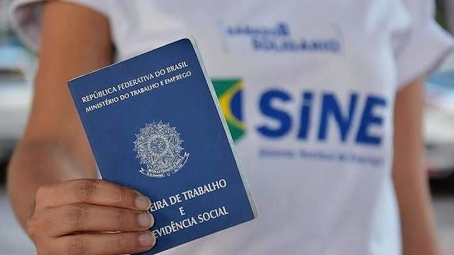 Anápolis: Confira as vagas de emprego disponíveis no SINE nesta quinta-feira