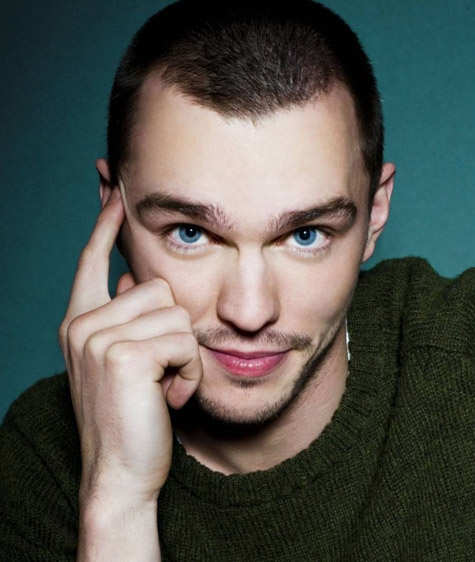 What the Heck? Trending Now...: NICHOLAS HOULT's Sexiest ...