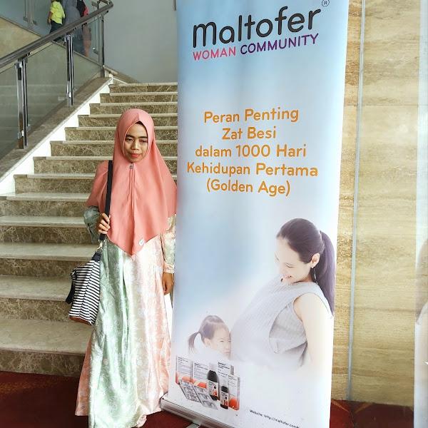 Maltofer, Pentingnya zat besi Untuk Kesehatan Ibu dan Anak