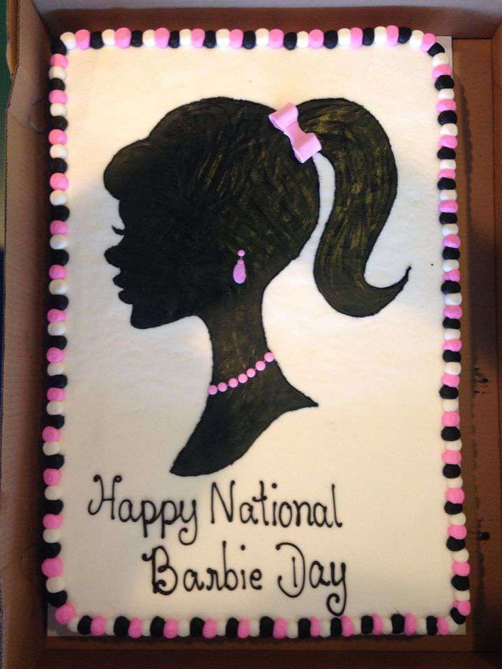 National Barbie Day Wishes