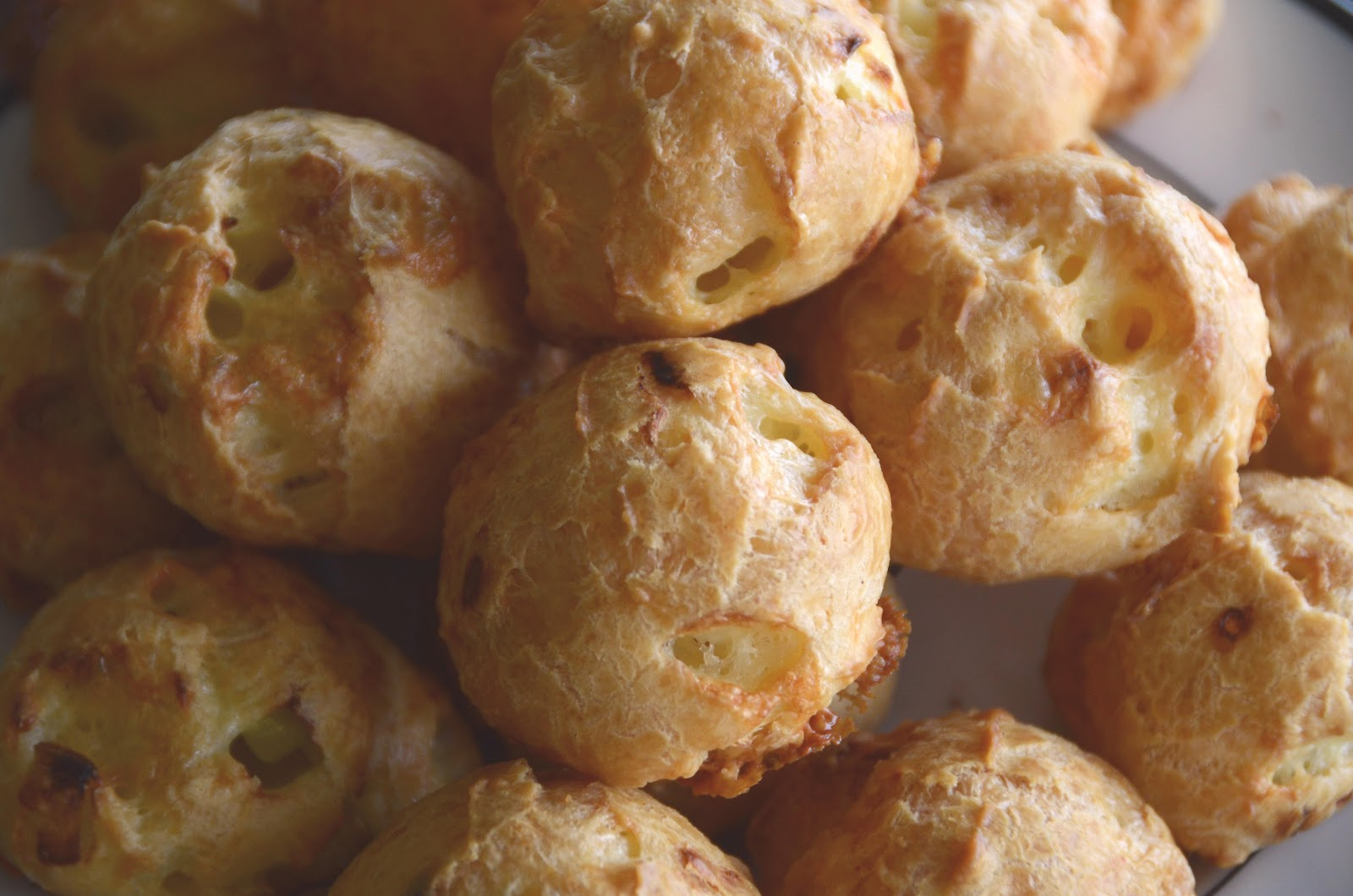 Quick Breakfasts For Moms In A Hurry Gougeres Cheese Puffs