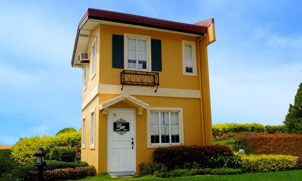 Camella Homes Camella Cerritos Rina Ready Home House And Lot For Sale Bacoor Cavite