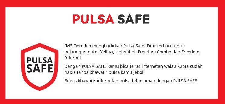 Pulsa Safe Adalah Dan Bagaimana Cara Menggunakan Pulsa Safe Indosat Im3 Ooredoo Cara Cek Sisa Paket
