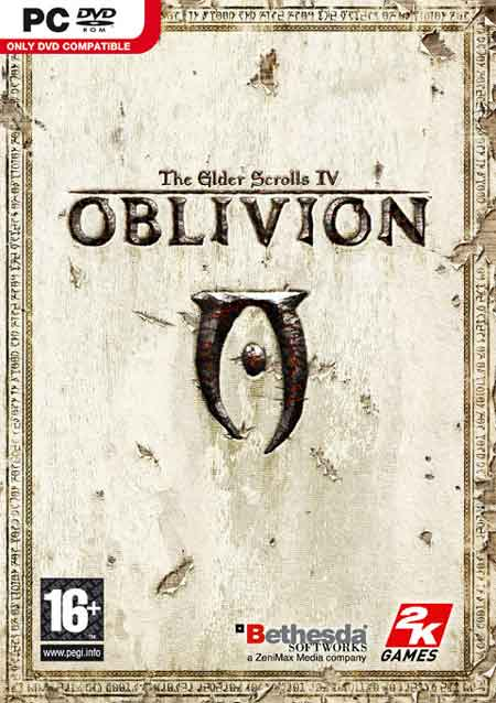the elder scrolls iv oblivion crack