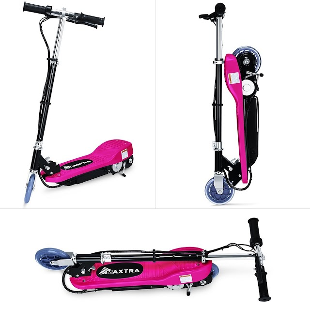 Why is an electric scooter interesting for an adult?