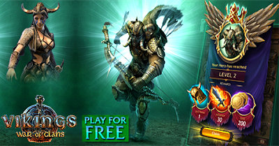 Vikings-War of Clans-free