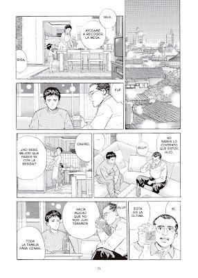 Reseña de Cielos Radiantes (Hareyuku Sora) de Jirō Taniguchi, Ponent Mon.