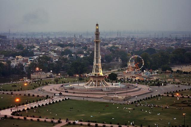 Minar e Lahore, themagiccode.com