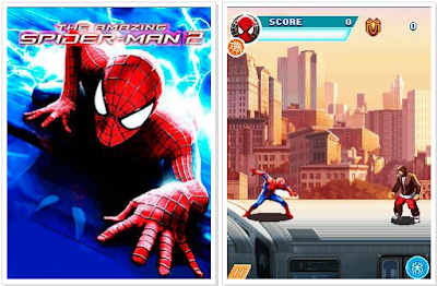 Download Game HP Java The amazing Spider-man 2