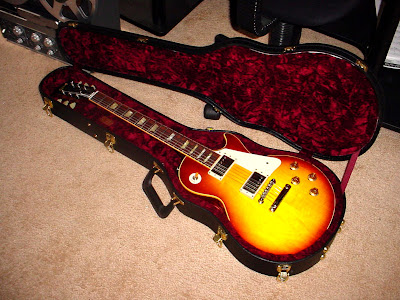 reissue 1958 Gibson Les Paul