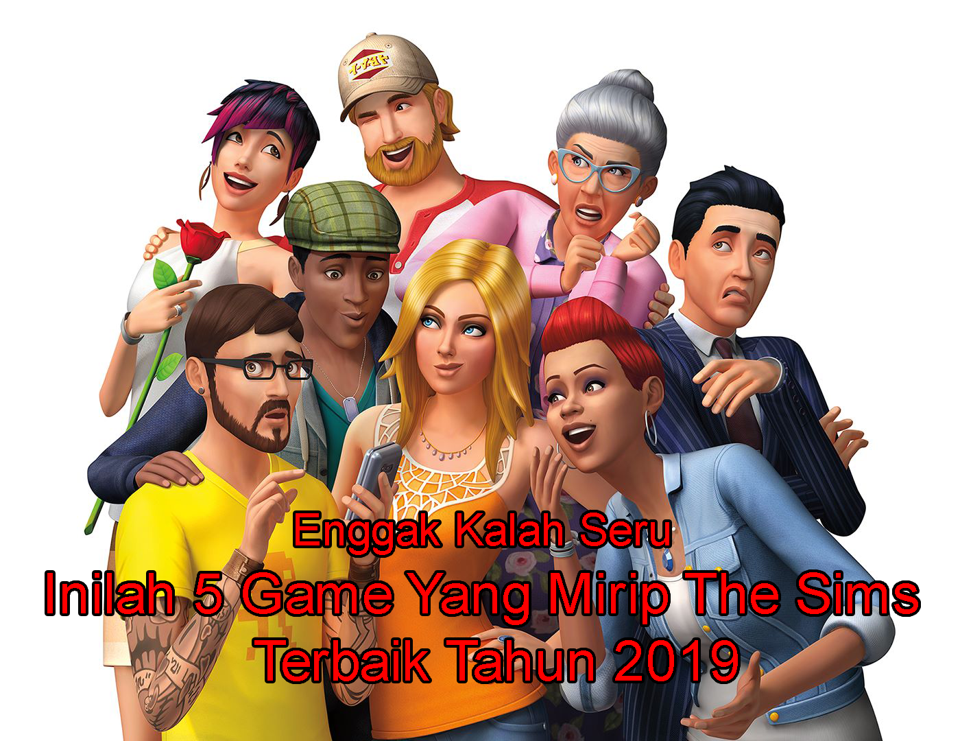 Game kaya the sims