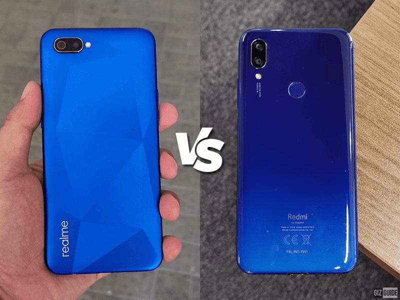 Realme C2 vs Redmi 7 Specs Comparison