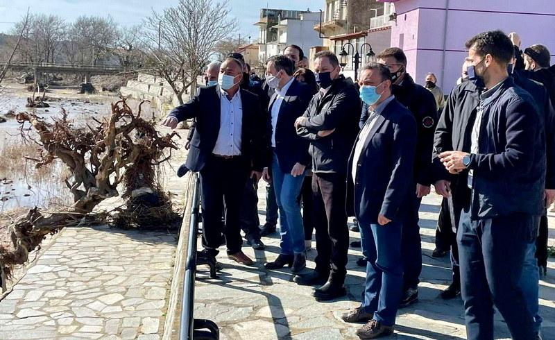 Σταύρος Κελέτσης: Θετική η αποτίμηση της επίσκεψης Πέτσα στον Έβρο