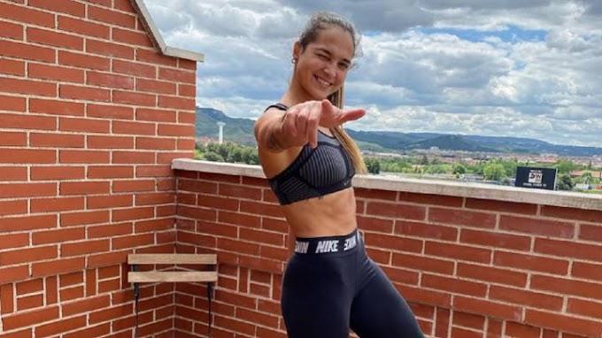 Deyna Castellanos pareja futbolista modelo jugadora