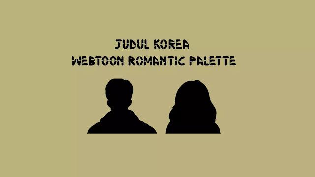 Judul Asli Webtoon Romantic Palette di Situs Naver Korea